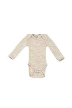 Smallstuff merino uld body - Nature
