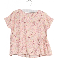 Wheat blouse Odine - Wild flowers