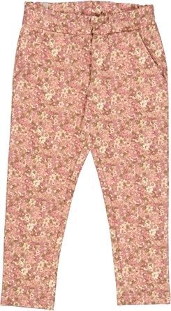 Wheat Pants Hasel - Rose flowers