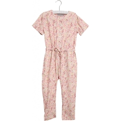 Wheat Jumpsuit Bente - Wild flowers