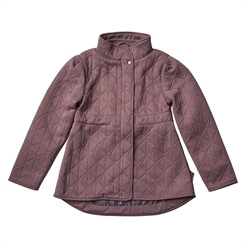By Lindgren Little Sigrid Thermo jacket - Purple moon
