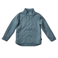 By Lindgren - Little Leif thermo jacket - Wavy blue