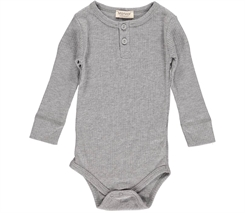 MarMar Body LS (Grey melange)