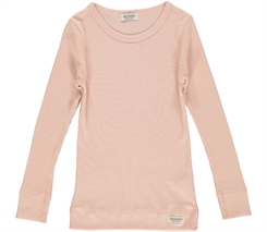 MarMar plain Tee LS (Rose)