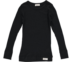 MarMar plain Tee LS (Black)