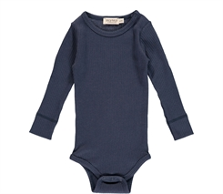 MarMar Plain Body LS (Blue)