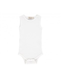 MarMar Body Sleeveless (Gentle white)