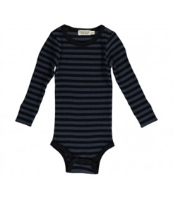 MarMar Plain Body LS (Black/blue)
