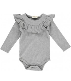 MarMar Bibbi body - Grey