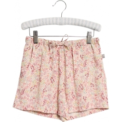 Wheat shorts Thea - Wild flowers