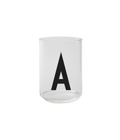 Design Letters Personal drinking glass (A)