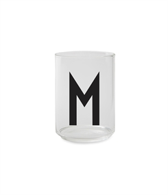 Design Letters Personal drinking glass (M)