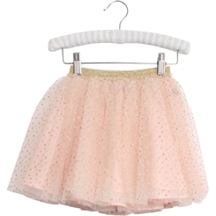 Wheat Tulle Skirt Karli - Powder