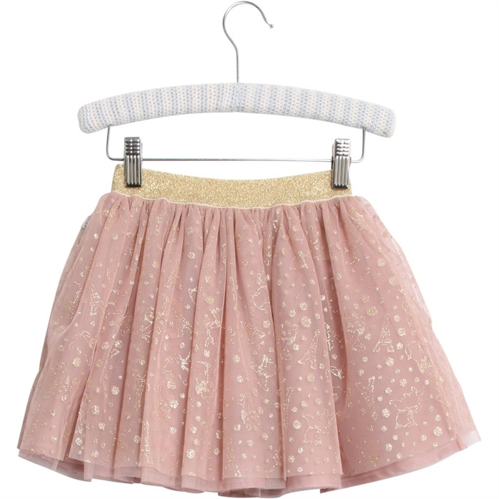 Wheat Tulle skirt Marie - misty rose