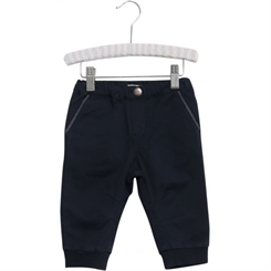Wheat Baby Trousers Kevin (Navy)