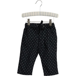 Wheat Baby Trousers Ebbe (Navy)