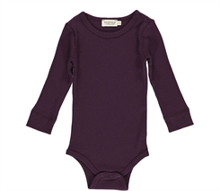 MarMar Plain Body LS (Purple Night)