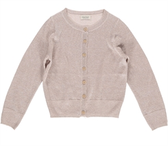 MarMar Tilda Cardigan (Burnt Rose Glitter)