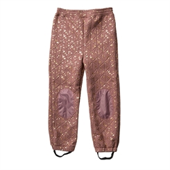 By Lindgren - Sigrid thermo pants - Rose blush