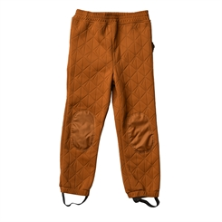 By Lindgren - Thermo pants - Caramel