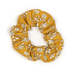 Huttelihut Scrunchie accessories - Capel Mustard