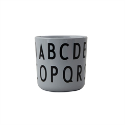 Design Letters ABC Kop (Grey)