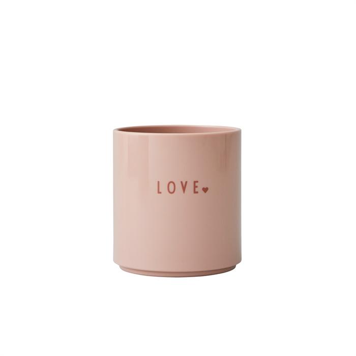 Design Letters Kop - Tritan - Favourite - Lavendel