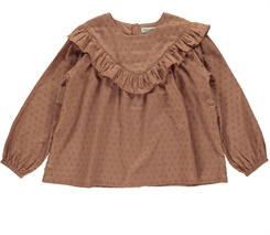 MarMar Tulette shirt - Rose Blush