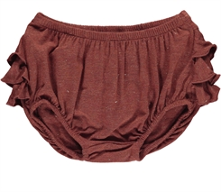 MarMar Poppy bloomers - Cranberry shimmer