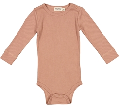 MarMar Plain Body LS - Rose Brown