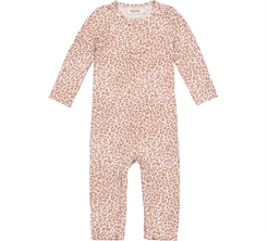 MarMar Leo Suit - Rose brown leo
