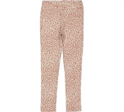 MarMar Leo Leggings - Rose Brown Leo