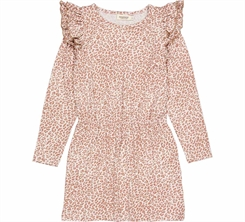MarMar Leo Doillon dress - Rose Brown Leo