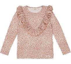MarMar Leo Taren top - Rose Brown Leo