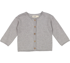MarMar Tadar strik cardigan - Blue Chalk