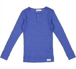 MarMar Modal Tee LS - Space blue