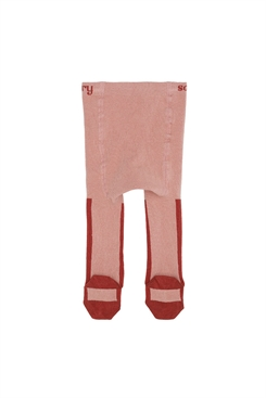 MP/Soft Gallery baby tights - Rose Down