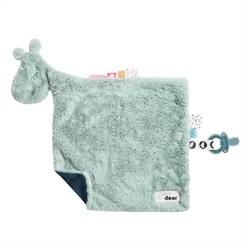 Done by Deer comfort blanket, Raffi (blue)