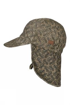 Melton sommerhat - Safari Green