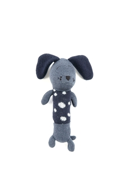 Smallstuff rangle - hund (blue)