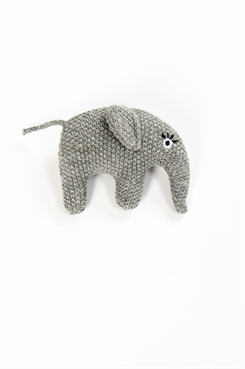Smallstuff rangle - elefant (grey)