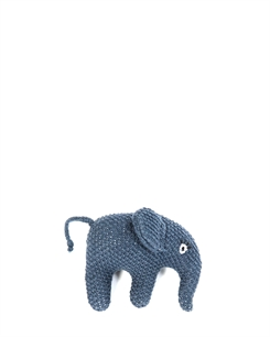Smallstuff rangle - elefant (blue)