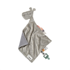 Done by Deer comfort blanket, Raffi (Grey)