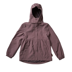 By Lindgren - Ran Spring- & rain jacket - Purple moon