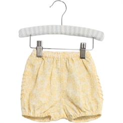 Wheat Nappy pants Pleats - Lemon flower