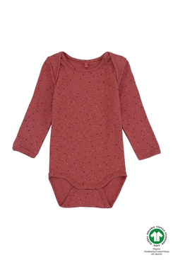 Soft Gallery Bob Body - Barn Red, AOP Trio Dotties