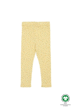 Soft Gallery Paula Baby Leggings, jojoba, AOP Trio Dotties