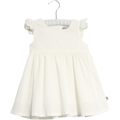 Wheat Dress Edith - Ivory