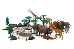 Animal Planet - 30-pack wild animals