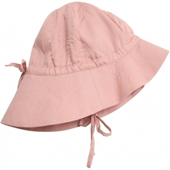 Wheat baby sunhat - misty rose